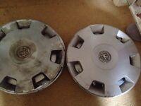 Corsa wheel trims