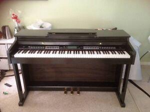 100 Rhythms 88 Standard Touch Response Keys Digital Piano Bayswater Knox Area Preview