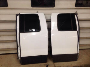 Rear Ext Cab Doors for 04-08 Ford F-150 London Ontario image 1