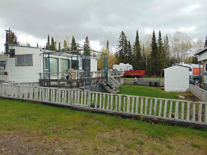 Sprinter travel trailer Whitefish Lake