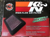K&n panel filter Ford Fiesta/ b-max/ Ka
