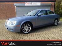 2007/57 Jaguar S-TYPE 2.7D V6 SE Auto
