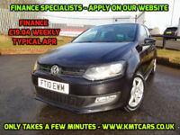 2010 Volkswagen Polo 1.2 (60ps) Moda - One Previous Owner - KMT Cars