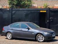 * * 2006 BMW 3 SERIES 318 2.0 AUTO ES SALOON + LEATHERS + ALLOYS * *