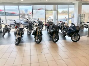 Looking for a BMW motorcycle? Come to Endras BMW Motorrad Ajax!