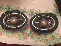 Sony explode 6x9 car speakers
