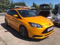 2013 FORD FOCUS ST3 2.0 TURBO EXCLUSIVE £8995 PX