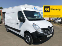 2014 - Renault Master 2.3dCi ( FWD ) 2014MY MM35 125 Business