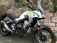 NEW Honda CB500X, 6.9% APR, CB500, 500X Adventure CB 500cc A2 Licence