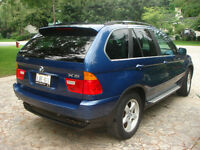 2001 BMW X5 4.4i SUV, Mint Condition. Loaded with Xtras, Beauty