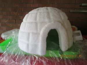 Decorative Igloo – NEW