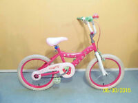 "18"" Strawberry Shortcake Girls Bike"