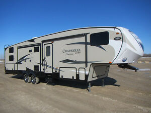 Coachman Chaparral Lite 29 BHS 5th Wheel Camper