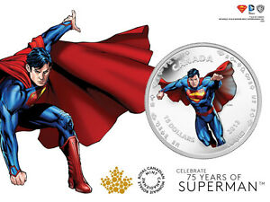 $15 Silver Superman Coin SOLD OUT AT MINT $80 London Ontario image 3