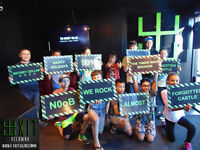 Party Entertainment come and try our Escape Rooms in Kelowna