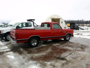 1987 dodge pickup