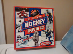 The Ultimate Hockey Trivia Board Game - Year 2000 - Outset Media