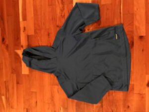 Kid's Patagonia Long Sleeve Athletic Shirt with Hood