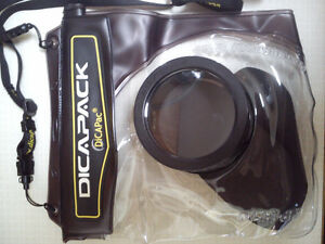 DicaPack waterproof camera case WP H10