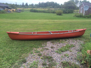 For Sale- 15 foot Coleman Canoe