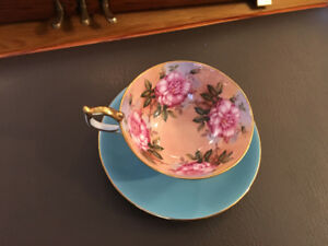 Aynsley Fine English Bone China Cup and Saucer