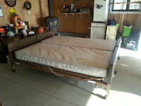 2 electric beds for sale