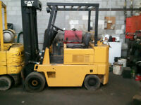 Forklifts for rent, Chariots elevateurs a louer