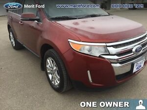 2014 Ford Ford Edge Limited 4x4 Limited  - one owner - local - t