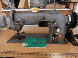 Commercial Industrial Various Sewing Machines