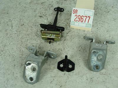 Buy used mercury door hinges for 2002 ford escape rear window hinge