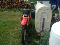 Trade/Sell - CRF450 no papers clean vin FIRM PRICE