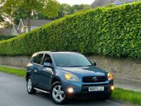 TOYOTA RAV4 2.0 AUTO XT4 4X4 + PART S/HSTRY + 1F OWNER + LEATHERS/SROOF + CLEAN!