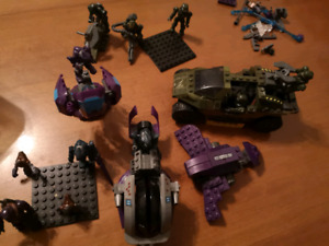 Halo Wars Mega Blocks. lego