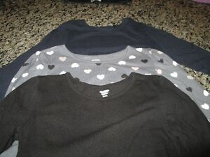 Long sleeved shirts (5T/5A)