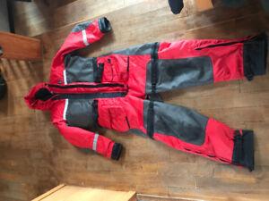 Mustang Floatation suit size M
