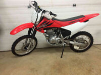 CRF150F - Electric Start/Ownership