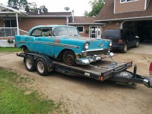 1956 Chev 4 door hardtop