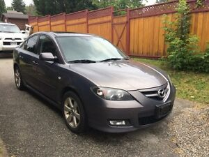 2007 Mazda 3 !!!PRICE LOWERED!!!