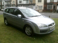 Ford Focus 2.0 2005.5MY Ghia