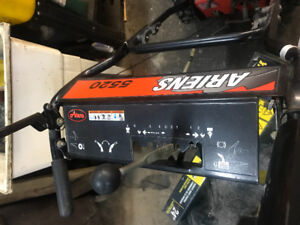 Ariens snowblower-ready to go