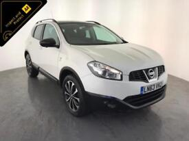 2014 NISSAN QASHQAI 360 DCI 5 DOOR HATCHBACK 1 OWNER SERVICE HISTORY FINANCE PX