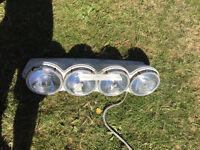 Vauxhall Corsa nova rally Lamp pod