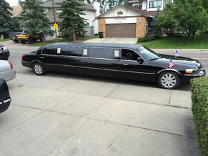 2003 Lincoln Town Car Limousine Other