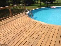 Beautiful decks at low prices
