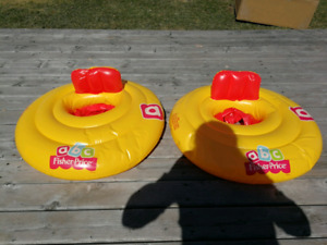 Flotteurs Fisher Price