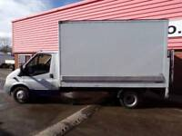 Ford Transit 350 Box with tail lift only 15000 miles