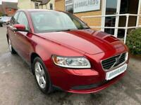 2008 Volvo S40 1.6 S Saloon Low Mileage Red Isofix Low Insurance Group