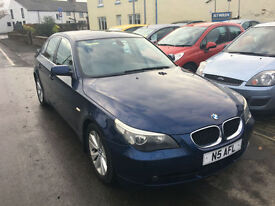 BMW 530 3.0TD auto d SE 04/54