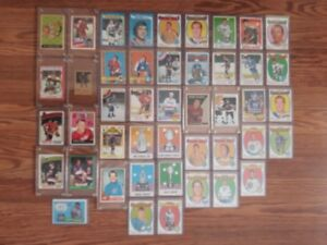 LARGE COLLECTION OF HOCKEY CARDS