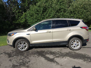 Ford Escape SE 4CYL Ecoboost 2017